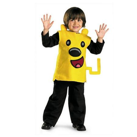 Disguise Toddler Boys Wubbzy - Wubbzy Halloween Song