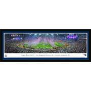 "New England Patriots Super Bowl XLIX 16"" x 42"" Select Frame Panoramic Photo"