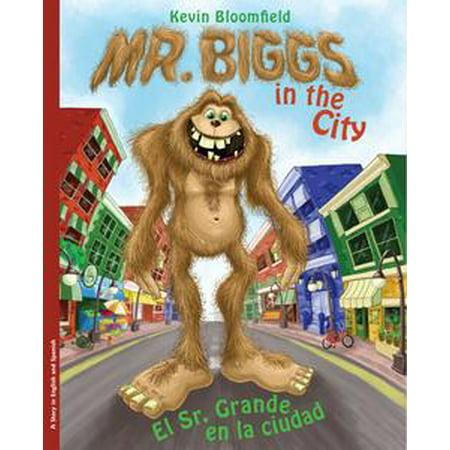 Mr. Biggs in the City / El Sr. Grande en la ciudad - - City Of La Habra Jobs