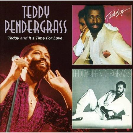 [Teddy Pendergrass] Teddy/It's Time for Love Brand New (Best Of Teddy Pendergrass)