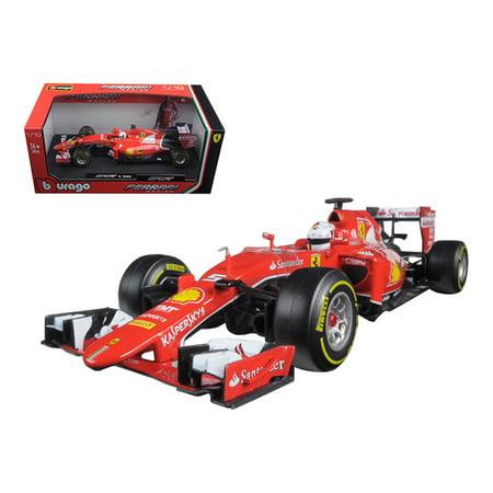 2015 Ferrari Formula 1 F1 SF15-T #5 Sebastian Vettel 1/18 Diecast Model Car by - Ferrari F1 Engine