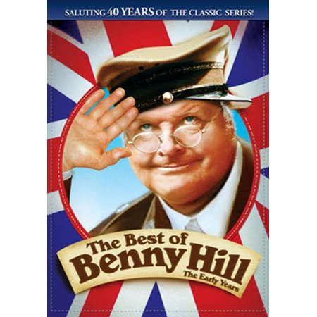 The Best of Benny Hill, The Early Years (DVD)