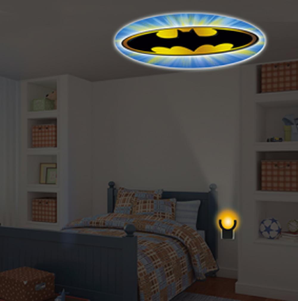 Dc Comics Collectors Edition Batman Led Night Light
