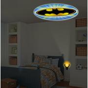 DC Comics Collectors Edition Batman LED Night Light Projectables (Bat Signal)