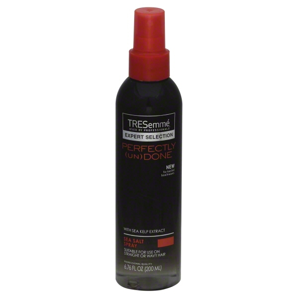 TRESemmé Expert Selection Perfectly (Un)Done Sea Salt Spray, 6.76 fl oz
