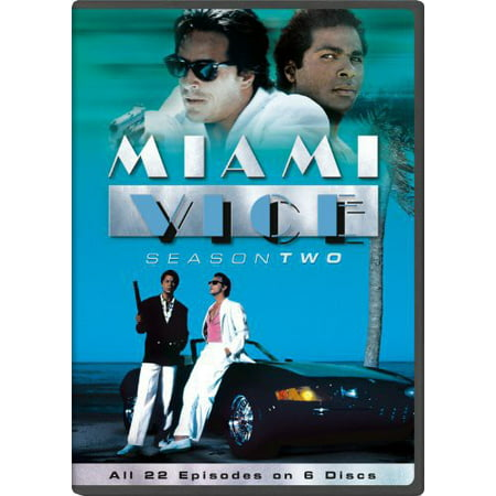 Miami Vice: Season Two (DVD) - Miami Vice Halloween