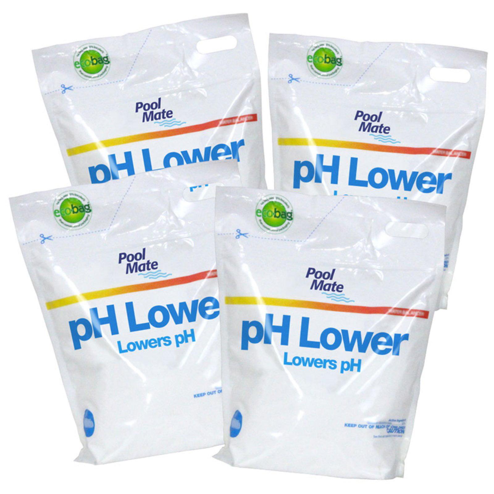 Pool Mate pH Lower for Swimming Pools