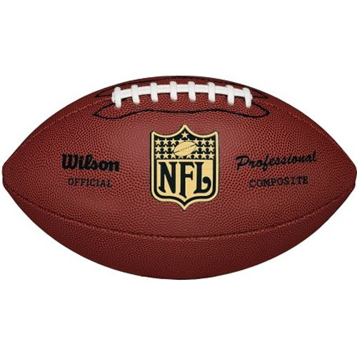 Wilson F1825 NFL Pro Replica Official Size Game Football