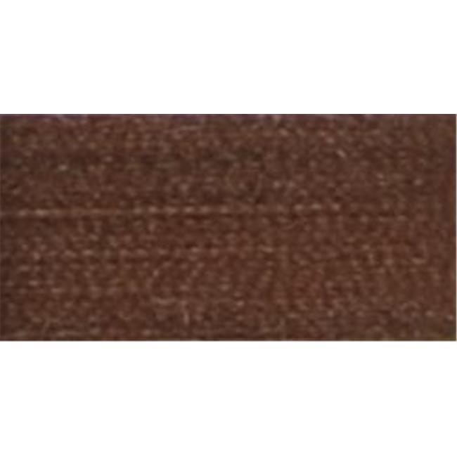 Serger Thread 1094 Yards-Seal Brown