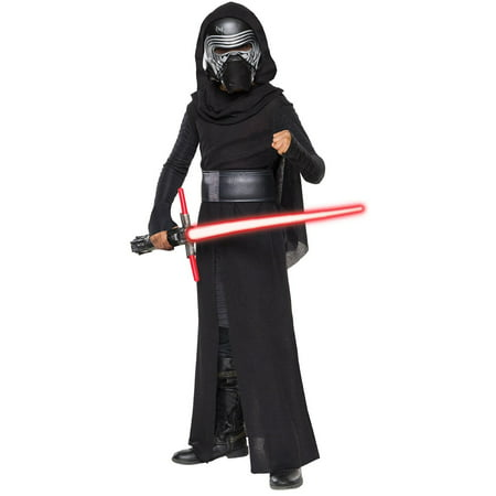 Star Wars Episode VII Deluxe Kylo Ren Costume for Boys