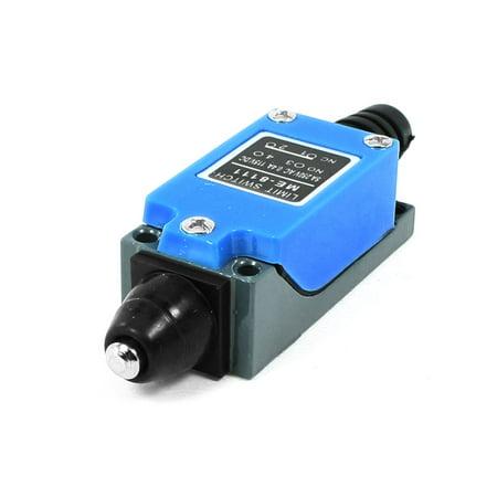 TZ-8111  250V 5A DC 115V 0.4A Plunger Actuator Enclosed Limit Switch