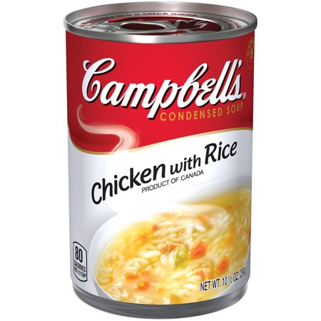 Campbells Chicken With Rice Soup  10 5 Oz