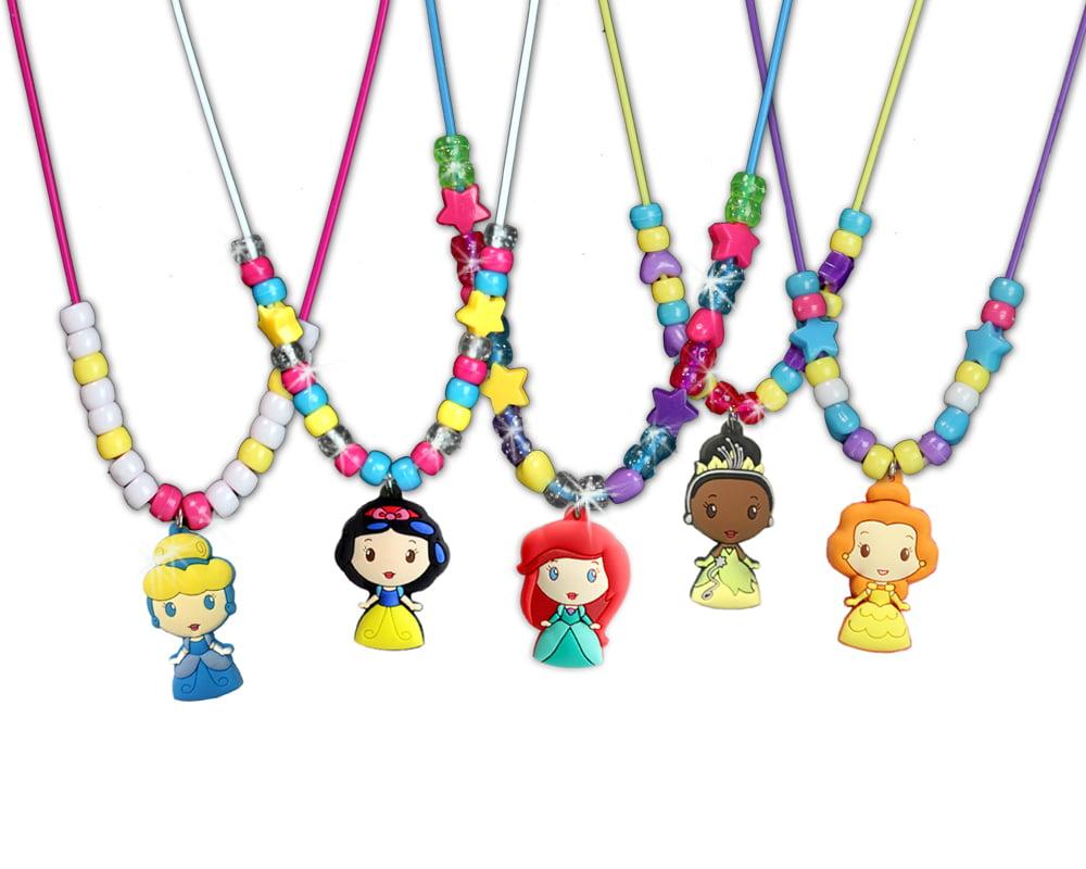 Tara Toy Disney Princess Necklace Activity Set by Tara Toy