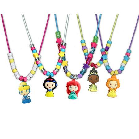 Tara Toy - Disney Princess Necklace Activity Set