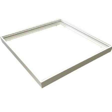 CARSON TECH. 2x2 panel 2x2 W L   flush mount panel kit