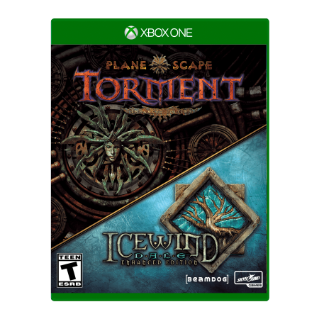 Planescape: Torment/Icewind Dale Enhanced Editions, Skybound Games, PlayStation 4, 811949031051 (Icewind Dale Pc Game)
