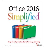 Simplified (Wiley): Office 2016 Simplified (Paperback)