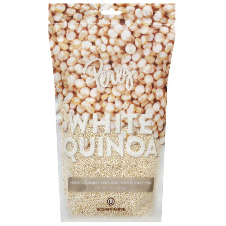 Pereg White Quinoa, 16 Oz, (pack Of 6)