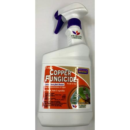 BONIDE Copper Fungicide RTU 16oz