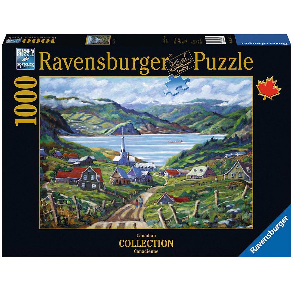 Charlevoix Quebec 1000 Piece Puzzle