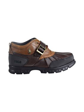 388cc92e70574 Product Image Polo Ralph Lauren Dover III Men's Boots Brown/Tan  812741862-001