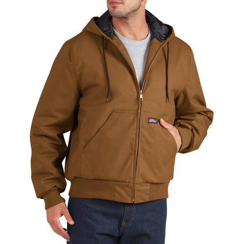 Genuine Dickies Big Men's Duck Hooded Jacket