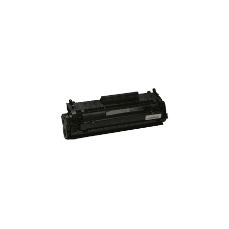 Zoomtoner Compatible HP laserJet 3055 JUMBO - HP Q2612A HP12A laser Toner Cartridge High Yield - image 1 of 1