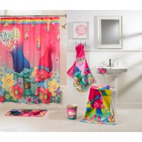 Trolls Kids 5 Piece Bathroom in a Bag Set, Exclusive