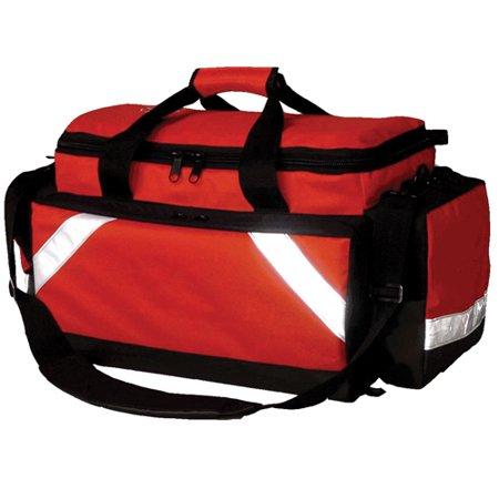 LINE2design Basic Elite Trauma First Aid Bag Firefighter- EMT - Paramedic (Emt Trauma Bags)