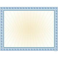 Westminster Blue Value Certificate