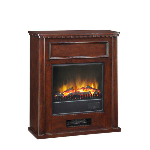Pleasant Hearth Tilden Compact 18'' Electric Fireplace
