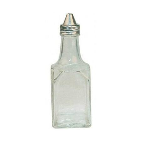 Winware by Winco G-104 Oil & Vinegar Cruet, 6 Oz. (Rack sold