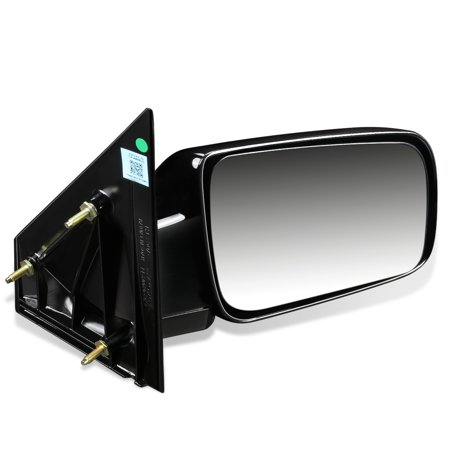 For 1988 to 2005 Chevy Astro GMC Safari OE Style Manual Passenger / Right Side View Door Mirror 15757378 89 90 91 92 93 94 95 96 97 98 99 - Safari Side View Mirror