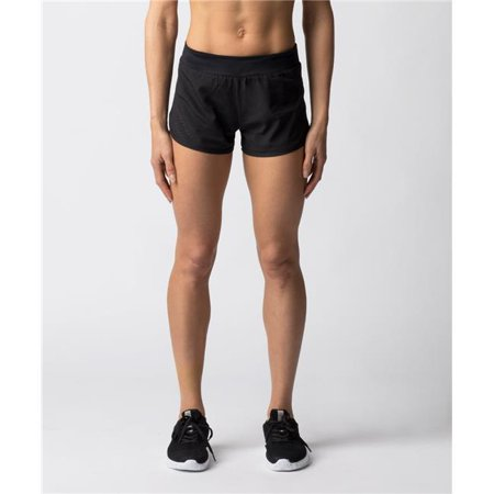 HollowRock Gear WAB0166S Hyper Running Womens Short, Red - Small - image 1 of 1