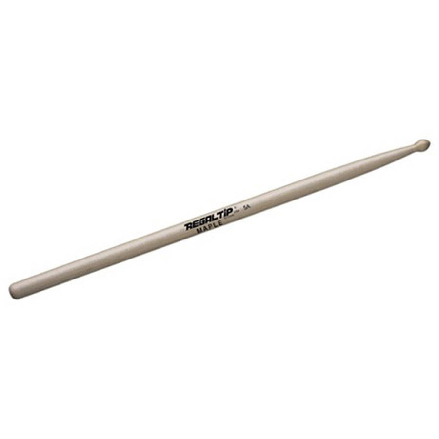 Regal Tip 5AMW Maple Series 5A Wood Tip Drumsticks by Pops