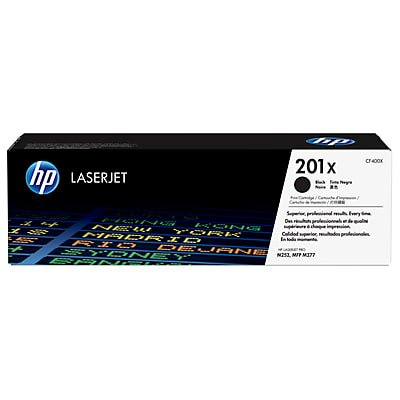 HP 201X High Yield Black Original LaserJet Toner Cartridge 2420 2430 Series High Yield