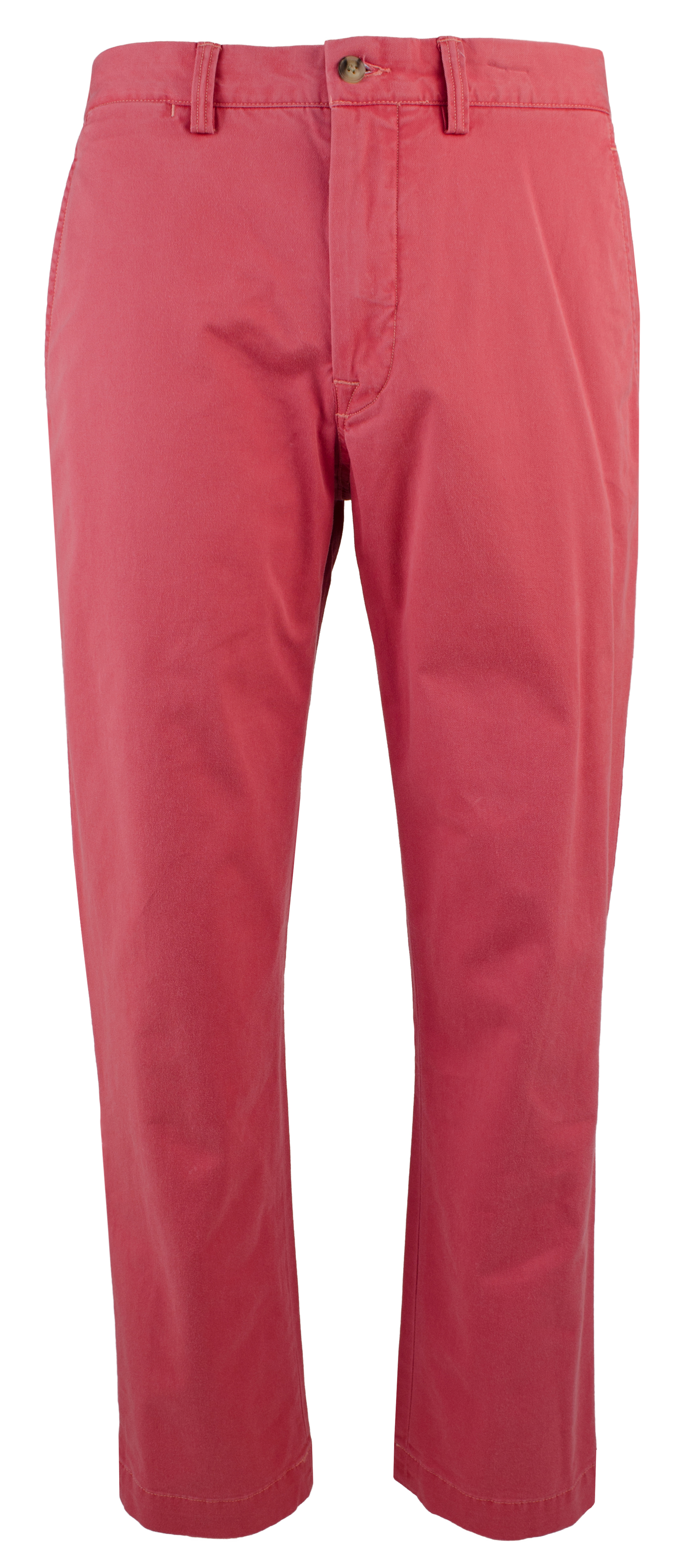 Polo Ralph Lauren Men/'s Stretch Straight Fit Flat Front Chino Pants Pink