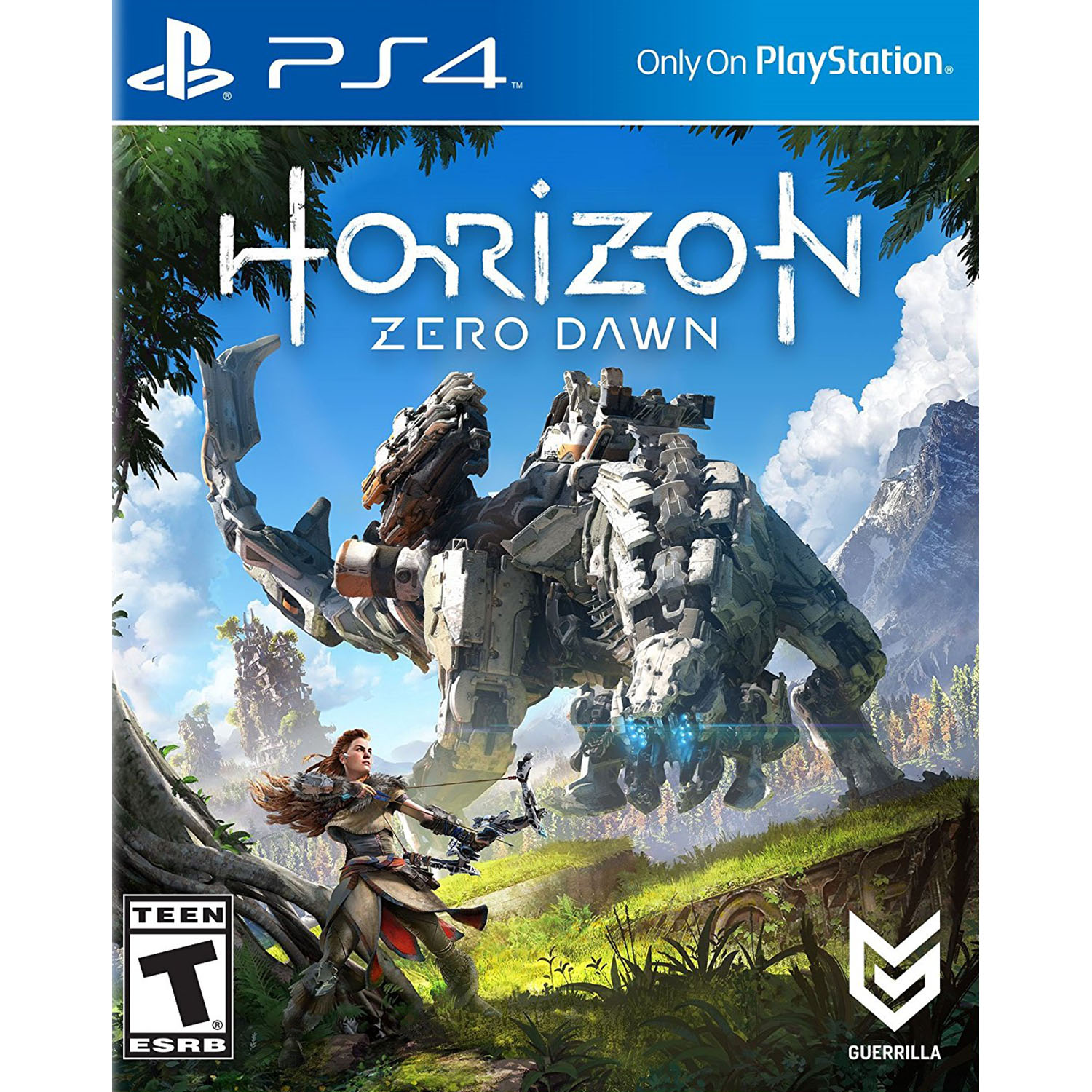 Horizon: Zero Dawn - Pre-Owned (PS4)