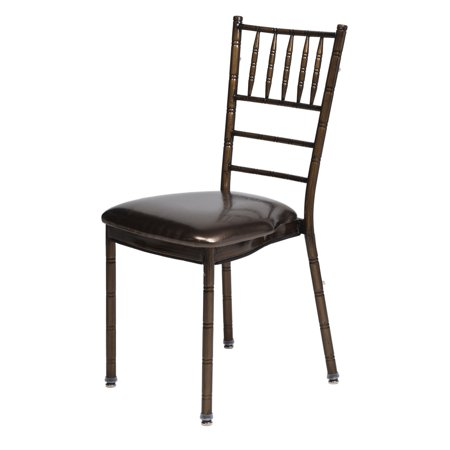 Commercial Seating Products Chiavari Metal Patio Dining Chair With