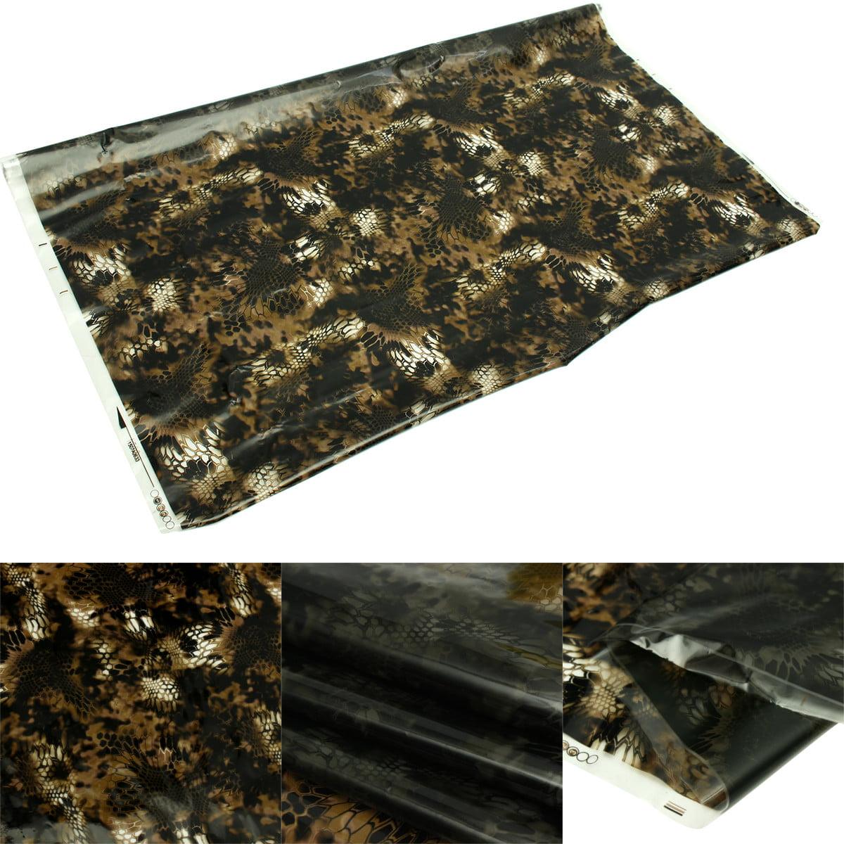 50*200cm Black PVA Hydrographic Water Transfer Dipping Hydro Printing Film