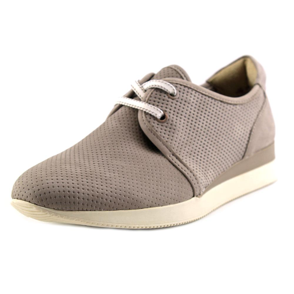 Naturalizer Jaque  N/S Round Toe Leather  Sneakers