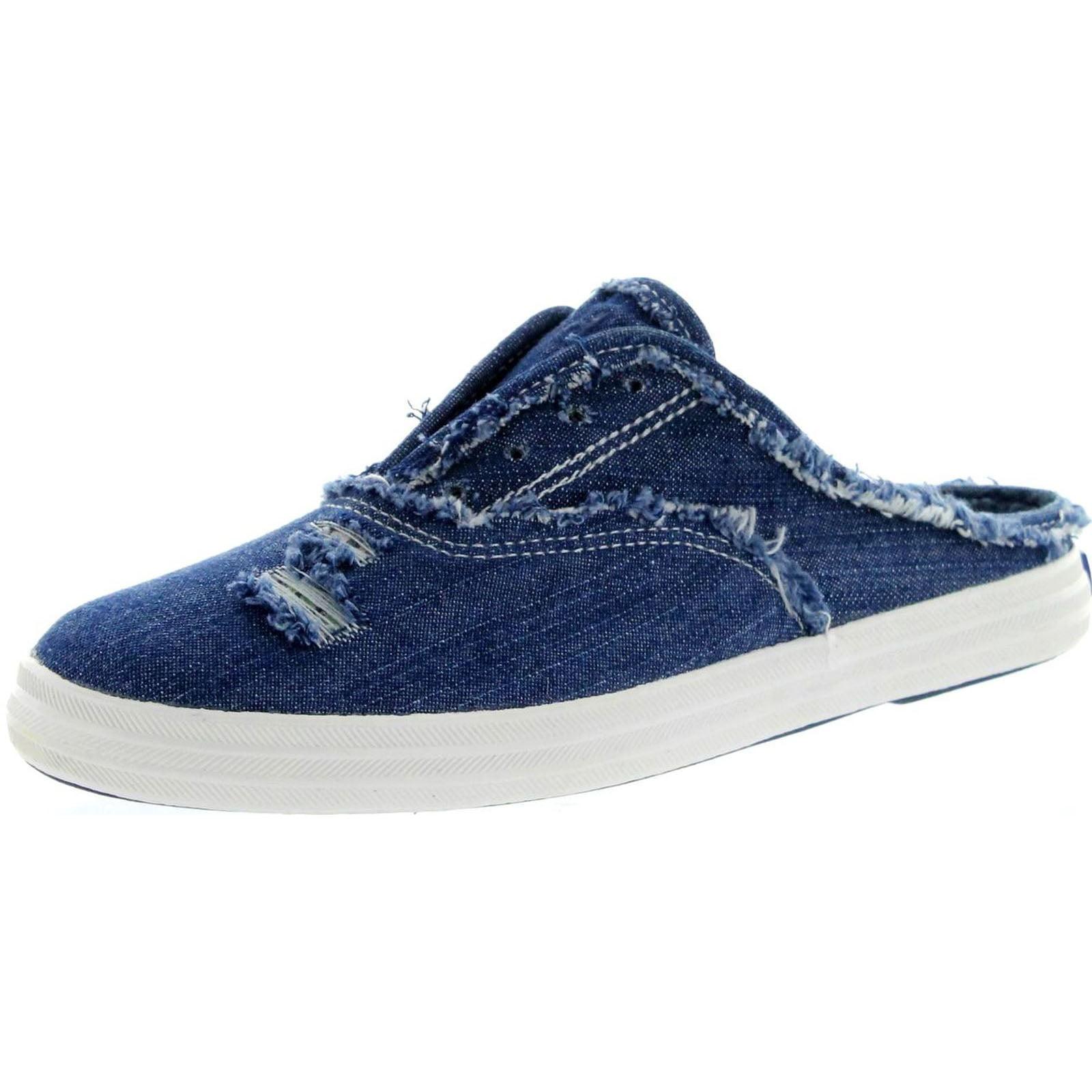 Keds Girls Champion Slip On Open Back Shoes by Keds