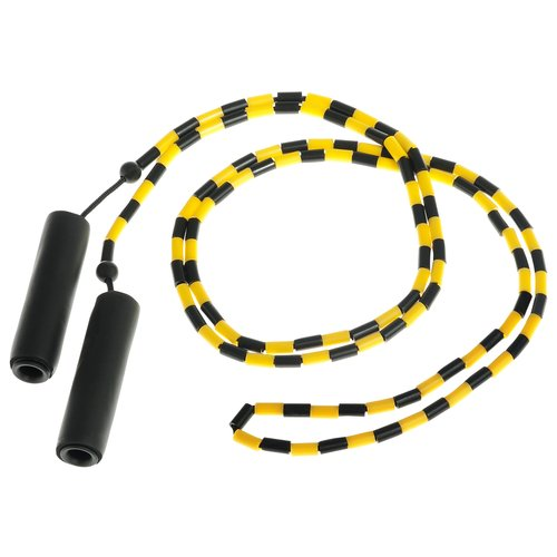 Lifeline Power Jump Rope, Yellow/Black