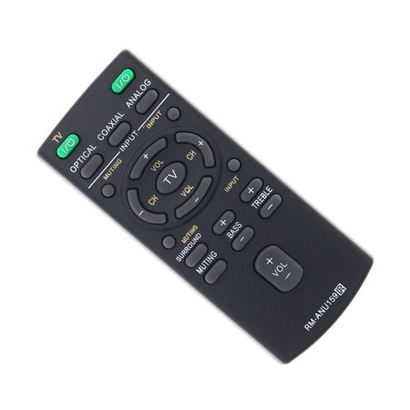Replacement Sound Bar Remote Control for Sony HTCT60C - image 1 of 2