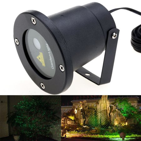 Waterproof  Landscape Light Holiday Firefly Projector Garden Home Xmas Laser Spotlight HITC - Firefly Holiday
