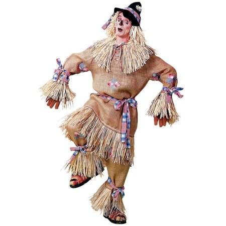 Scarecrow Deluxe Adult Costume for Men