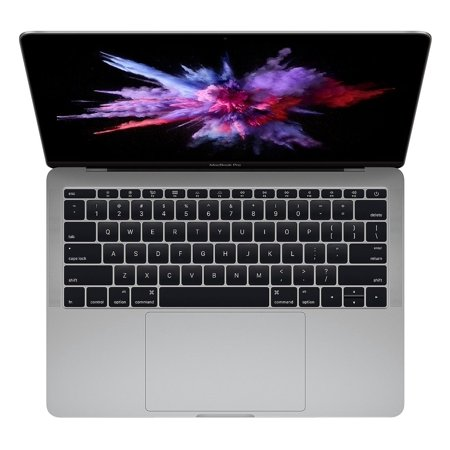 Apple Macbook Pro 15 4 Inch Laptop With Touch Bar And Touch Id 16Gb Ram 512Gb Hd Silver Mlw82ll A
