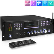 Best Surround Sound Receivers - Pyle PD1000BT - Home Theater Preamplifier - Pro Review