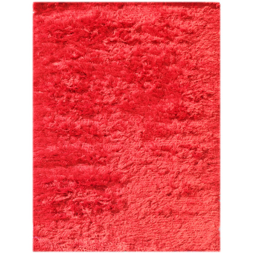 AMER Rugs Elements Neon Red Area Rug