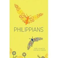 Philippians: At His Feet Studies (Paperback)